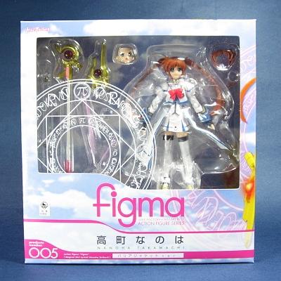 figma フィグマ 高町なのは